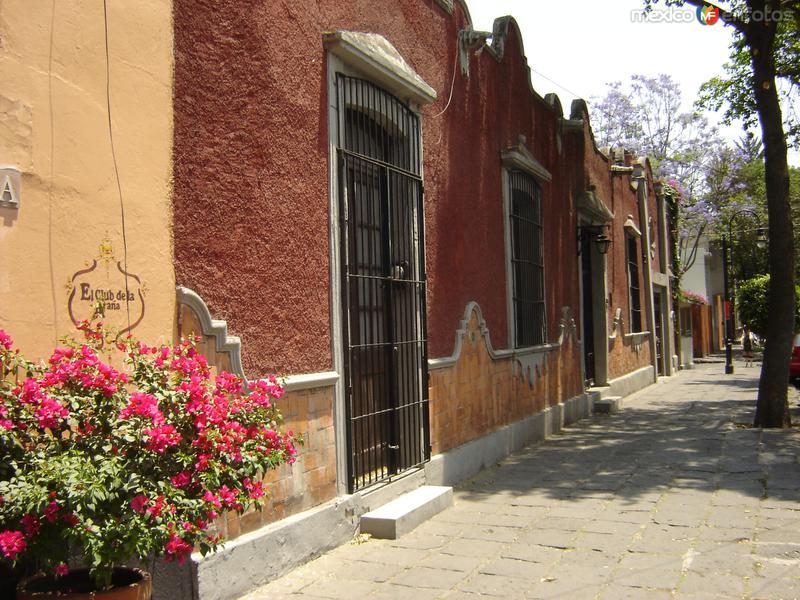 Calle Francisco Sosa, Coyoacán