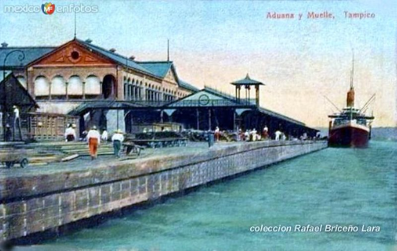 Aduana y Muelle Fiscal