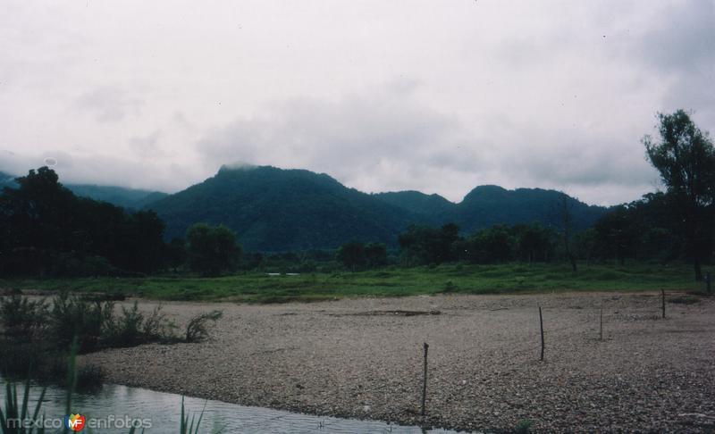 Montaña en Valle Nacional , Oaxaca