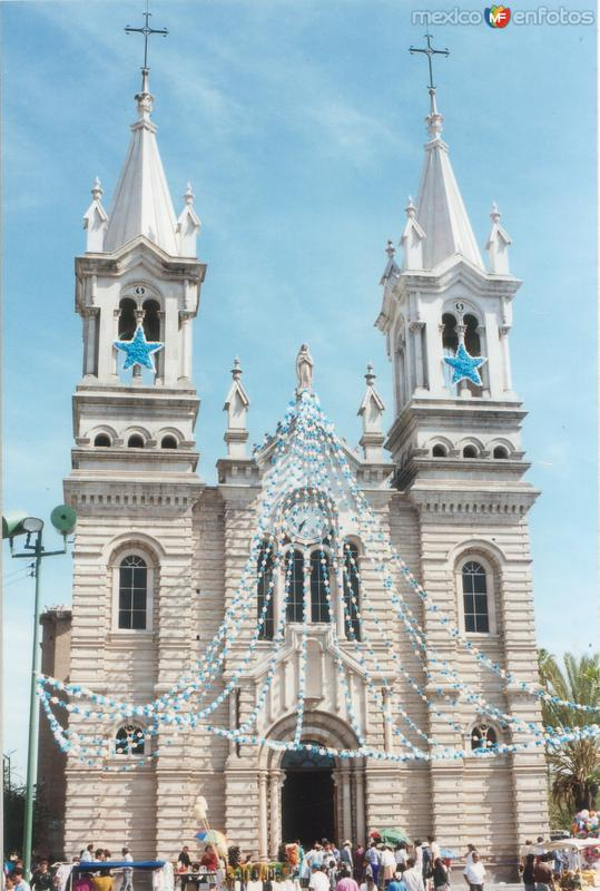 El Templo de la Purisima