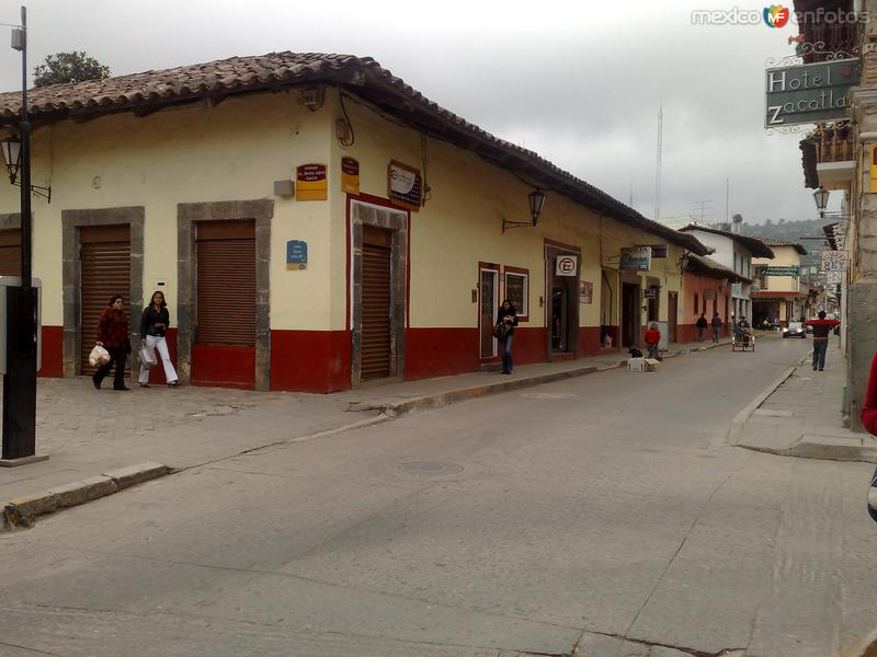 Color de Zacatlán