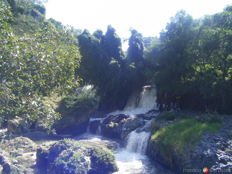 Cascada en Apotla