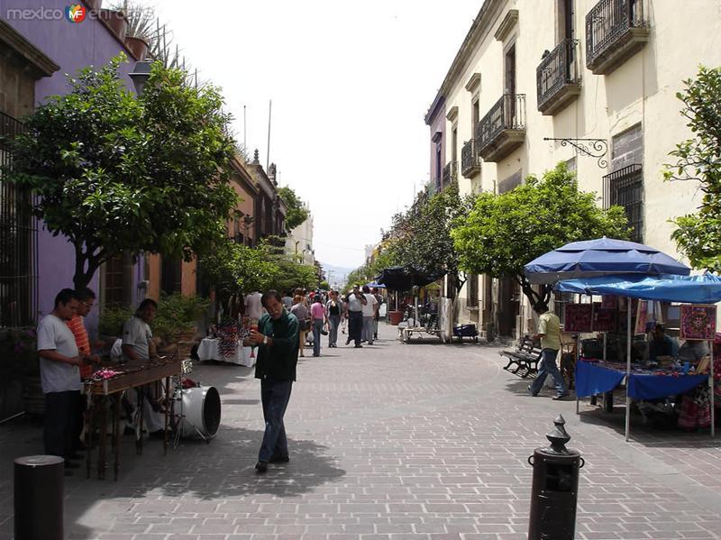 Marimba calle Independecia