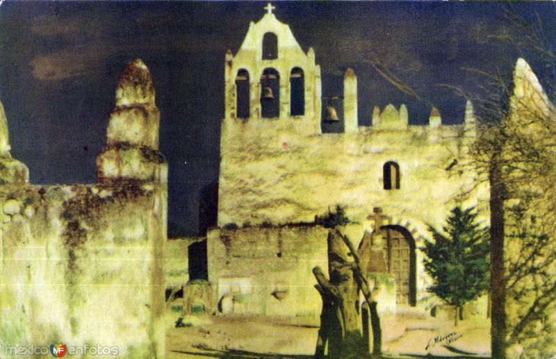 No. 59: Primitiva Iglesia de Yolotepec