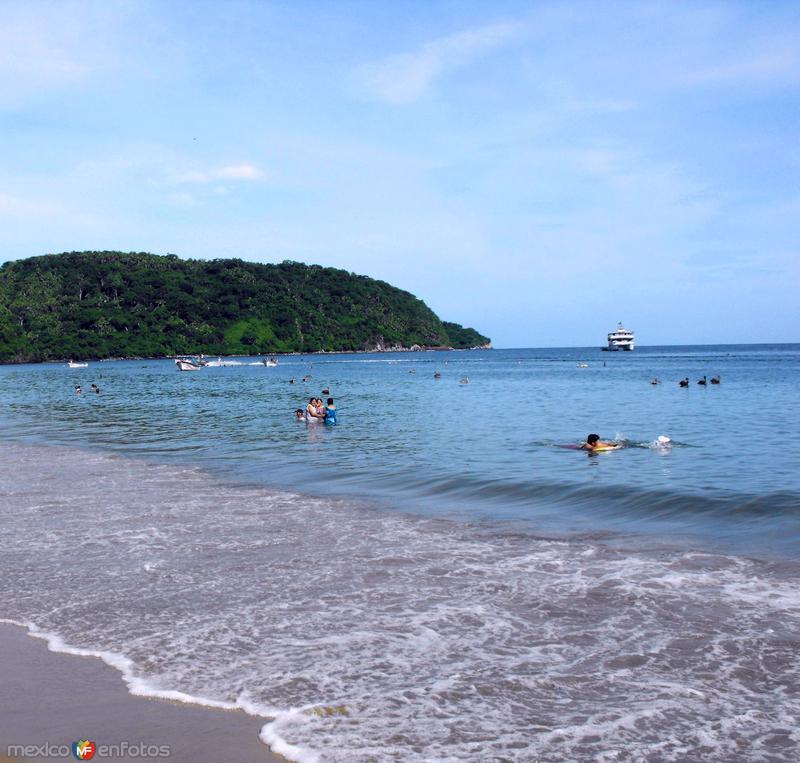 Playas en Los Ayala