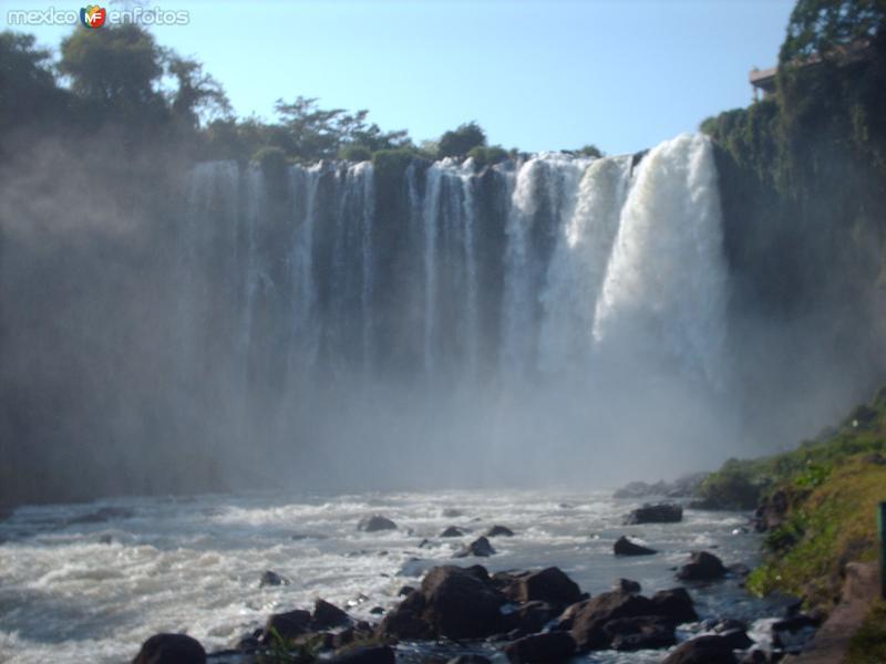 Salto de Eyipantla