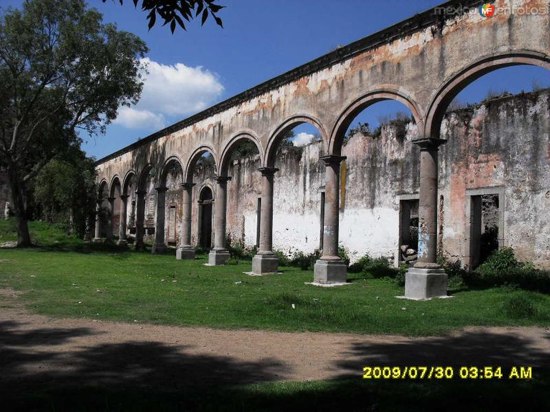 Hacienda y granero de Sn. Nicolas de la Torre , Amealco