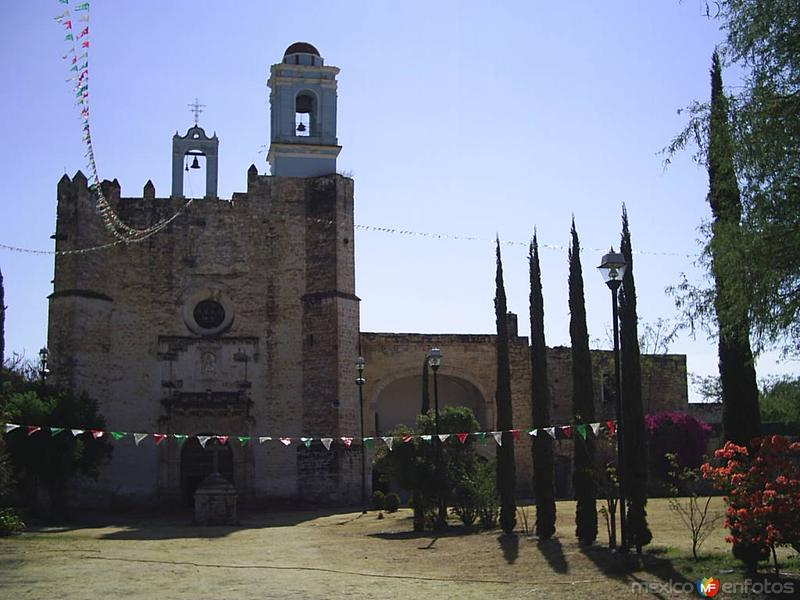 Entrada convento