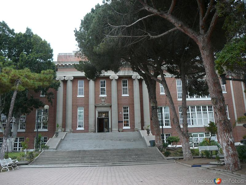 Casa de la Cultura, col. Altamira