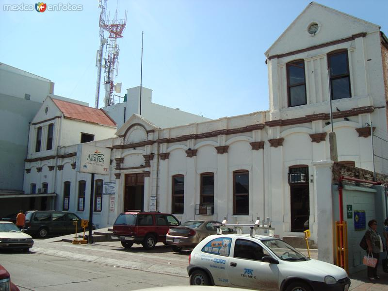 Edificio antiguo- Secretaria de agricultura