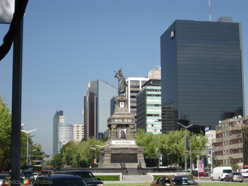 Monumento Cuitlahuac