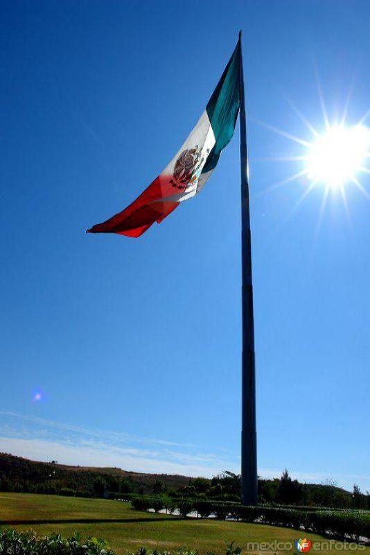 Asta Bandera mas grande de Latinoamerica!!