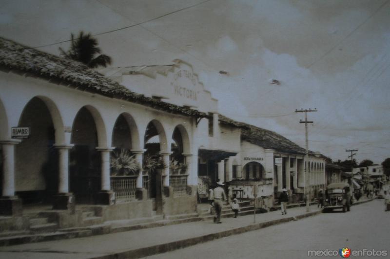 Calle Guadalupe Victoria.