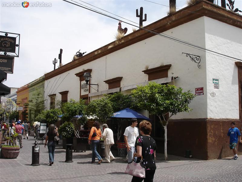 Calle de Tlaquepaque