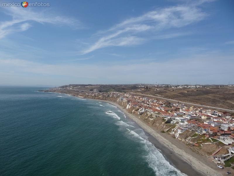 La costa de Tijuana