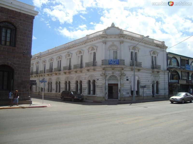 antiguo Banco de Mexico