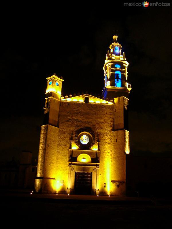 Convento de San Gabriel en San Pedro Cholula, Puebla