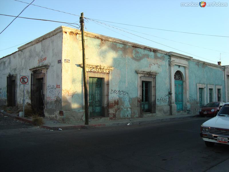 Casona Vieja en el centro