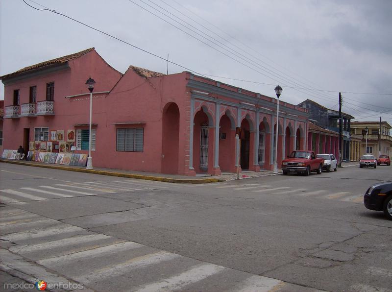 Colores de Tlacotalpan