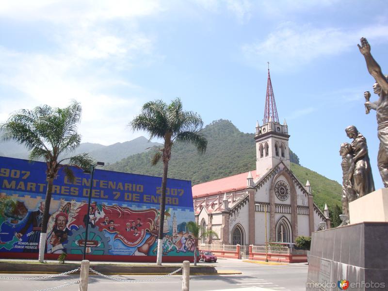 Mural y Monumento a los Martires de Rio Blanco