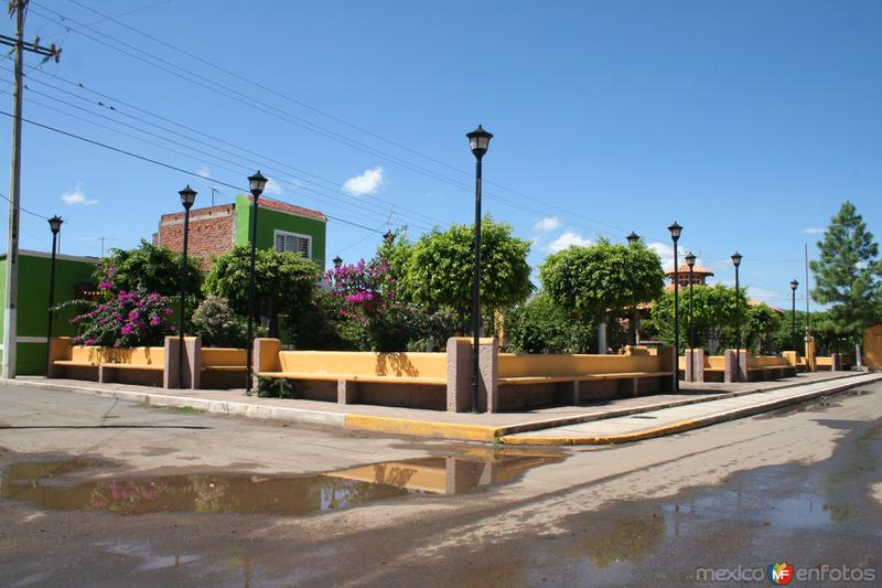 Plaza de Mexpan