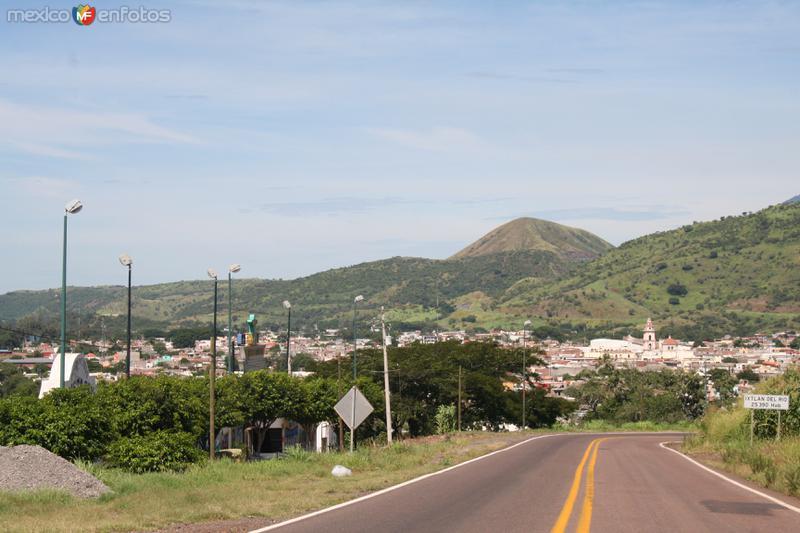 Llegando por la libre a Ixtlán