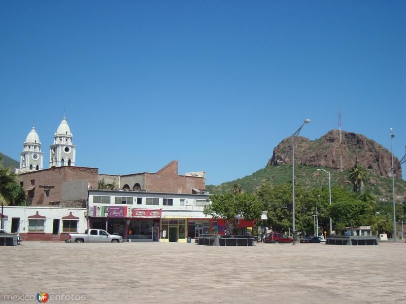 Catedral y cerro cabezon