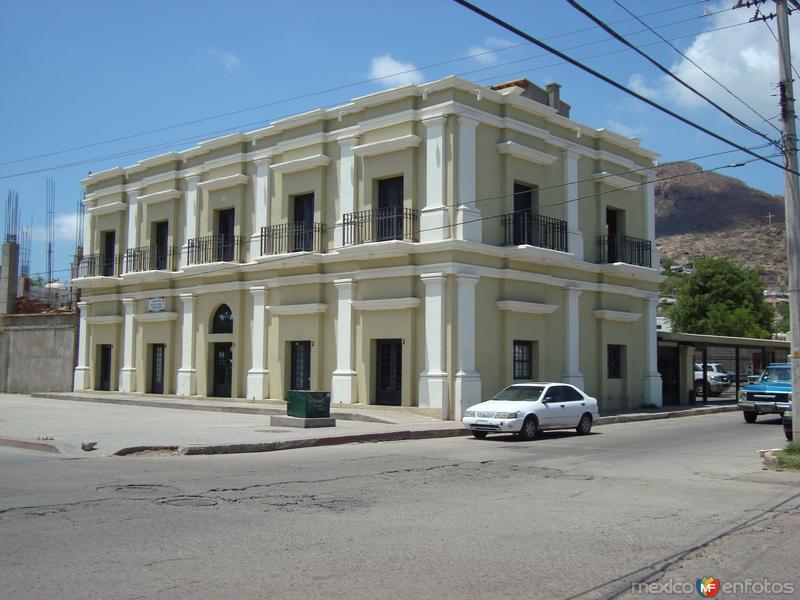 Oficinas de La Secretaria De Turismo