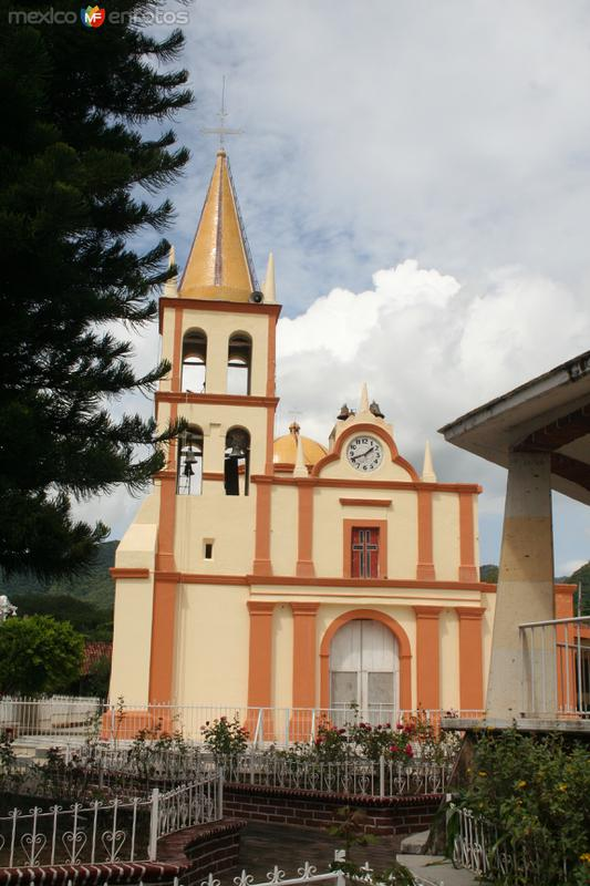 La Iglesia de Barranca