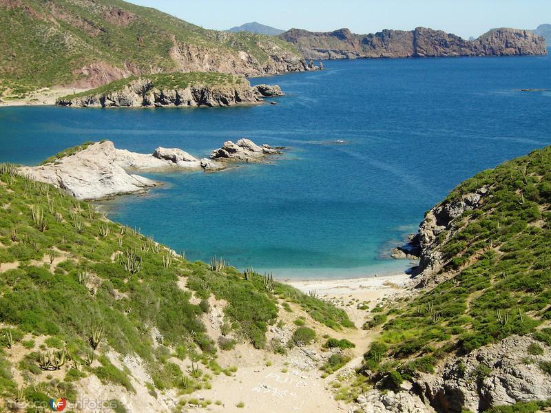 Hermosas vistas de san carlos Nuevo guaymas