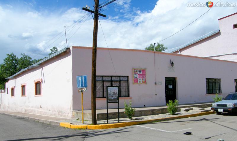 Casa de Benito Juárez