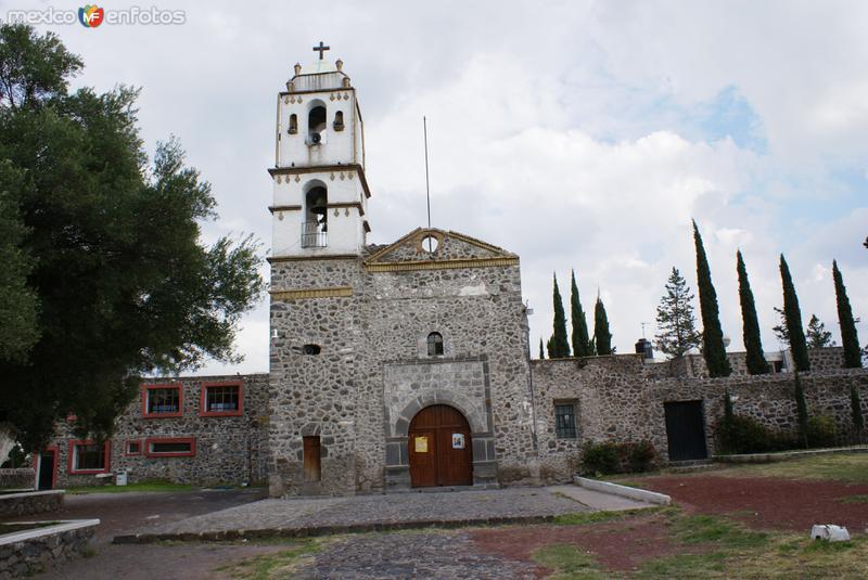 Iglesia San Pablo Tecalco