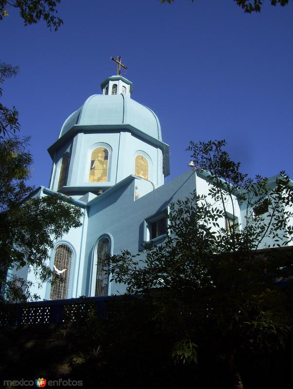 iglesia del chorrito