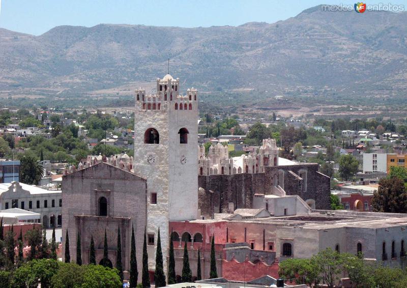 Convento de Actopan, Hgo. Mex.