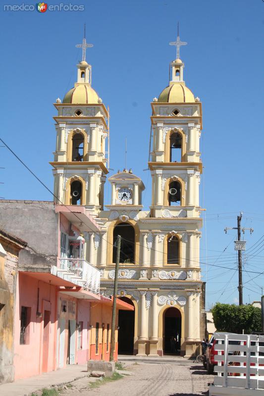 Iglesia de Tecuala