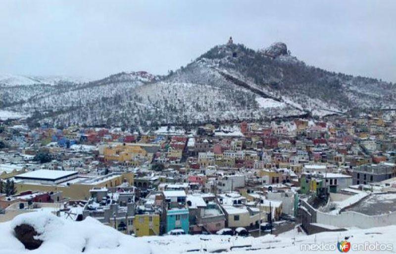 Nevada en Zacatecas
