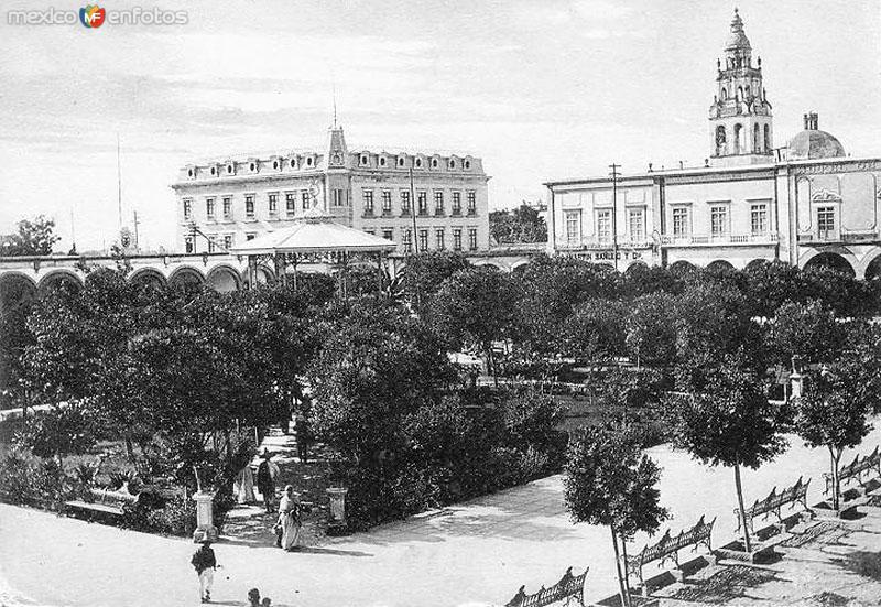 Plaza de armas 1919