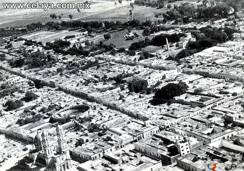 foto aerea año 1959