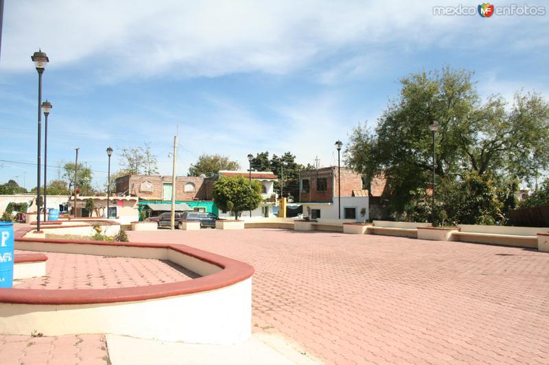 Una parte de la Plaza