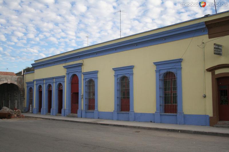 Casona de Ahuacatlán