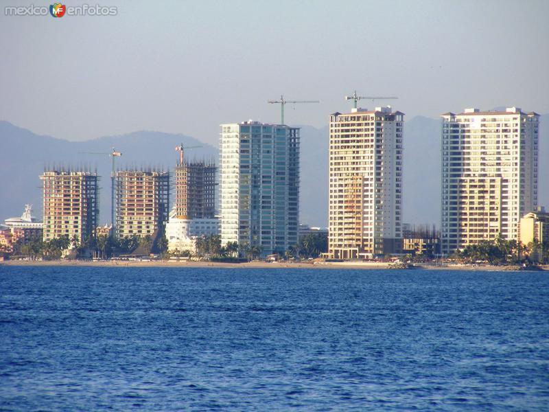 Icon, Peninsula & Grand Venetian Formando Un Gran Skyline!