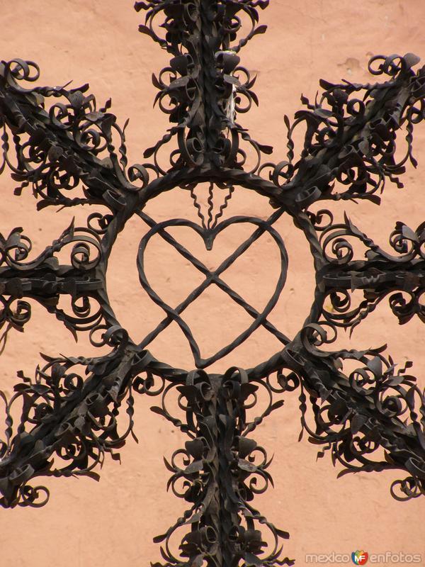 Cruz de mi corazón