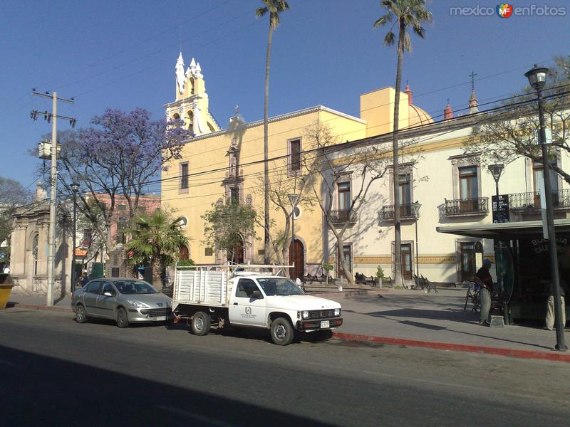 Templo De La Tercera Orden Y De San Diego