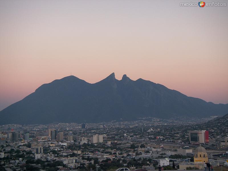 Panoramica del Cerro de la Silla
