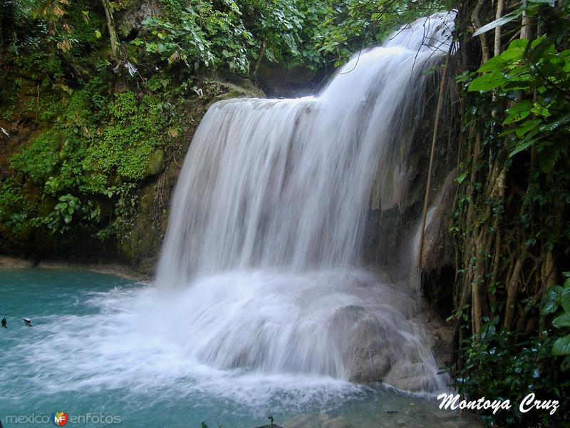Cascada del Sabino