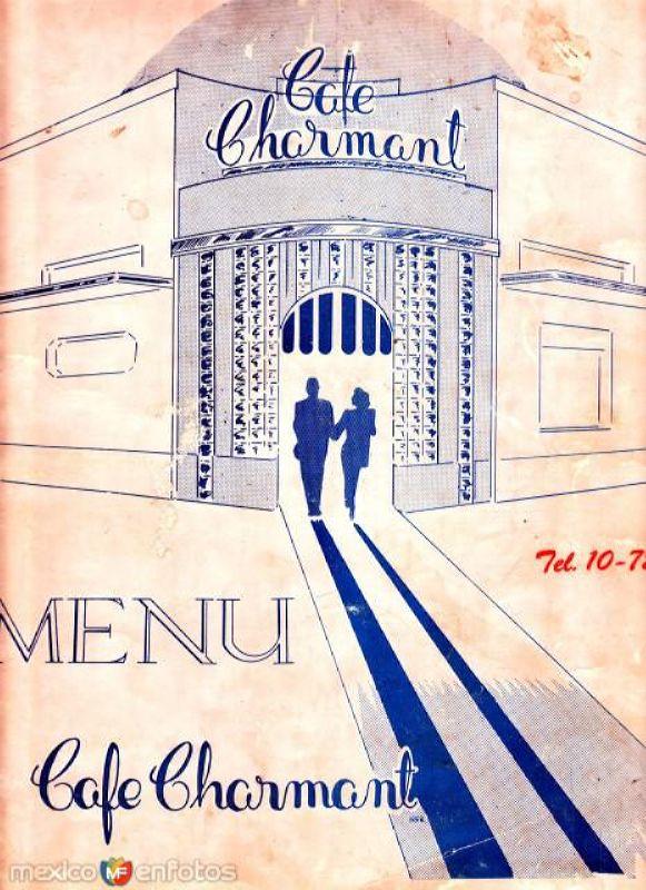 Cafe Charmant (1949)