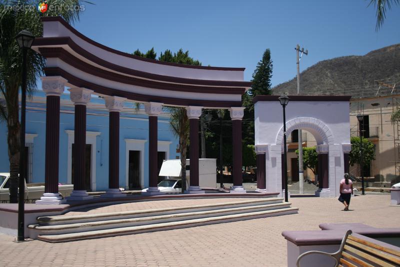 Plaza del Migrante