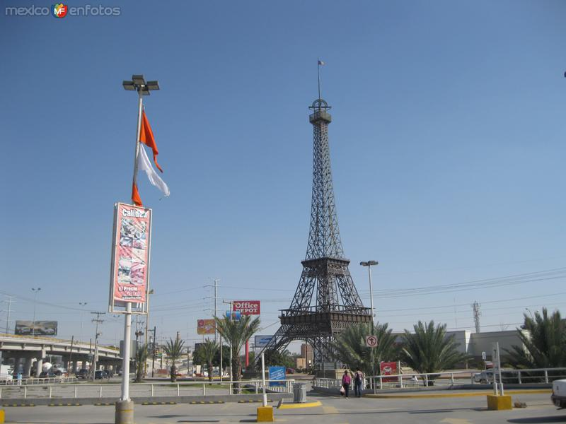 La torre de Gomez Palacio