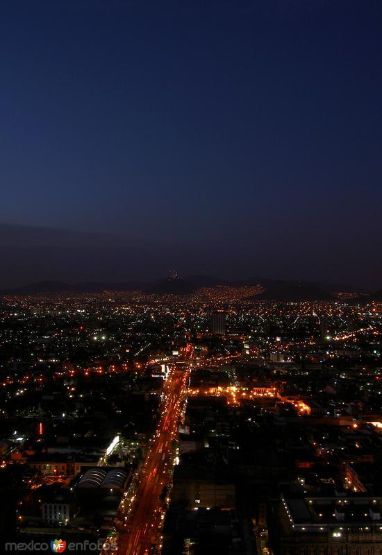 el centro de noche