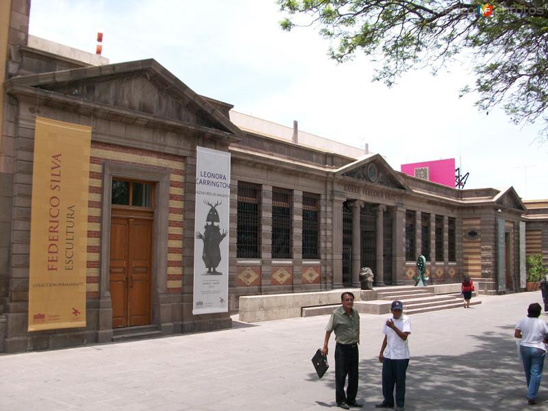 Museo de escultura contemporanea Federico Silva